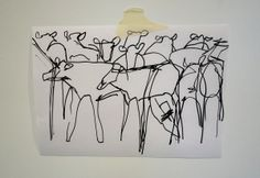 A New Theory of Growth Cow, Sculptures, Shapes, History, Writings, Theory, Creative, Artist, Painting