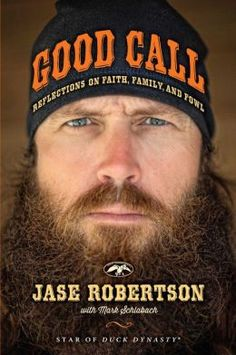 The closer we look at the Robertson family, the more we discover the substance and authenticity below the surface of these well-known TV characters. In this enlightening book, Jase Robertson gives us a deep look behind his funnyman exterior. In addition to stories of life in the Robertson family and epic tales of hunting of all kinds, readers will get an inside look at Jase's personal faith in the Creator of the outdoors he so dearly loves: