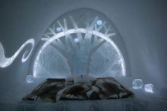 Ice Hotel, Jukkasjarvi