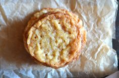 Chewy Coconut Cookies. Omg im making these. Yummo