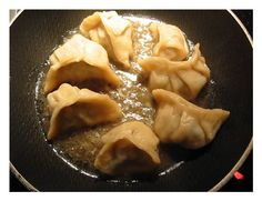 Lucy's Kitchen Notebook: For Laura, a Chinese Dumpling Tutorial.