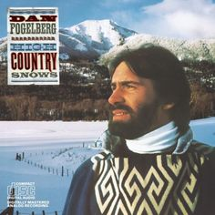 """High Country Snows"" (1985). Totally different genre for Dan...Bluegrass! Just another way to show another facet of his talent. I saw this tour the summer of 1986 at Blossom Music Center in Cuyahoga Falls, Ohio."