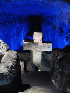 Salt Cathedral - Catedral de Sal, Zipaquirá, Colombia