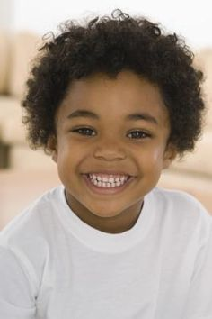 How to Care for Black Kids' Hair