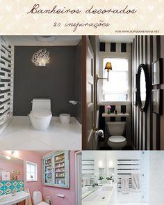 banheiros decorados só para meninas