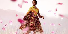 Vlisco collection Bloom - Pagnifik