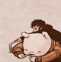 Trafalgar Law and Bepo #one piece