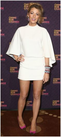 Τι φόρεσε η Blake Lively στο Chime For Change Concert? | http://www.joywood.gr/2013/06/02/%CF%84%CE%B9-%CF%86%CF%8C%CF%81%CE%B5%CF%83%CE%B5-%CE%B7-blake-lively-%CF%83%CF%84%CE%BF-chime-for-change-concert/