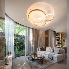 FYNN Sale Office (II) Interior Design – Wison Tungthunya & W Workspace Corporate Office Design, Hotel Interiors, Family Room, House Design, Ceiling Lights, Living Room, Interior Design, Interior Architects, Home Decor