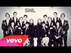 ▶ Arcade Fire - Reflektor (Live on SNL) - YouTube