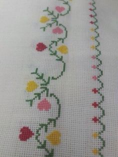 Our Crochet Channel today is going to share a collection of Crochet pants for girls. This Crochet Pants is for a newborn /baby - 1 year. Cross Stitch Bookmarks, Cross Stitch Borders, Cross Stitch Designs, Cross Stitching, Cross Stitch Embroidery, Embroidery Patterns, Hand Embroidery, Cross Stitch Patterns, Crochet Patterns