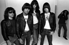 Ramones by Norman Seeff