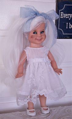 Tjorven Girls Dresses, Flower Girl Dresses, Wedding Dresses, Dolls, Collection, Fashion, Dresses Of Girls, Bride Dresses, Baby Dolls