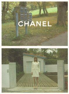 Chanel Fall 2001, Karl Lagerfeld