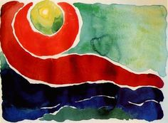 A Woman with a Past: Georgia O'Keeffe and Abstraction | AdobeAirstream