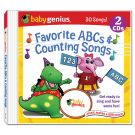 Favorite ABCs & Counting Songs (2 CDs)