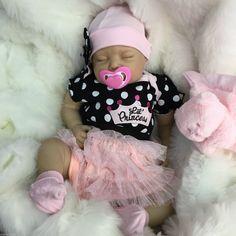 "REBORN DOLLS CHEAP BABY GIRL REALISTIC 22"" NEWBORN REAL LIFELIKE FLOPPY HEAD | eBay"