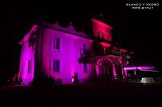 Villa Santa Brigida si veste di rosa.