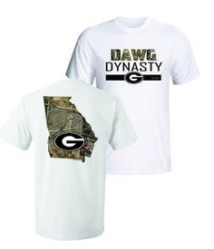 1e67d0b0 Georgia Dawg Dynasty T-Shirt | UGA Dawg Dynasty T-Shirt | Georgia Bulldogs T -Shirts