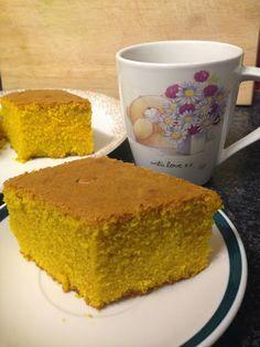 nosaibasfood :): Sfoof سفوف (Lebanese yellow cake)