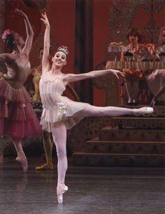 Tiler Peck as Dewdrop in George Balanchine's The Nutcracker