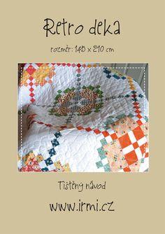 Patterns, Retro, Scrappy Quilts, Block Prints, Retro Illustration, Pattern, Models, Templates