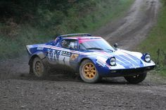 Lancia Stratos - I could never fit in it, and it would probably rust out or catch on fire before I could enjoy it thoroughly.
