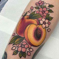 Tattoos voor foodies