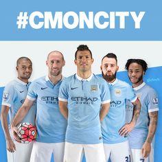 ComeOnCity! #MCFC #Manchester #CMONCITY