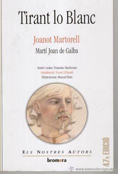 Tirant lo Blanc de Joanot Martorell