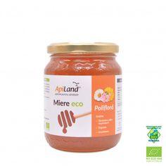 Miere poliflora 500g ECO Apiland Cooking Cookies, Marzipan, Salsa, Jar, Food, Eten, Jars, Meals, Salsa Music
