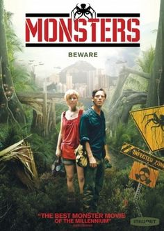 Monsters (2010) movie #poster, #tshirt, #mousepad, #movieposters2