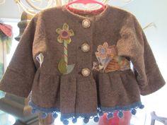 Matilda Jane 435 Art Fair Platinum RARE Cardi Jacket #matildajaneclothing #MJCdreamcloset