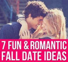 7 Fun & Romantic Fall Date Ideas