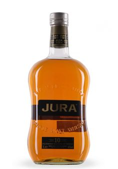 Whisky Isle of Jura 10 ani Single Malt Scotch (1L) - SmartDrinks.ro