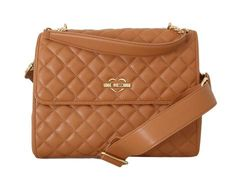 Beige Quilted Faux Leather Bag – Zetabrands