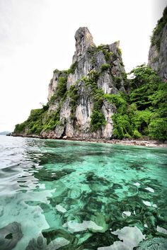musts:  Mosquito Island Rocks! by Angela M. Lobefaro Koh Phi Phi Don, Thailand