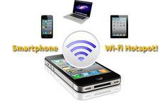 Κάνε το smartphone σου wi-fi hotspot! Smartphone, Wi Fi, Electronics