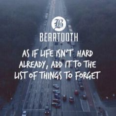 Beartooth || Beaten in lips