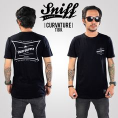 """CURVATURE"" black idr. 118k 