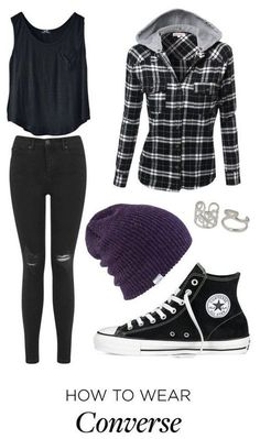 For people like me... not caring how I look like, this would be a good outfit. #lazy