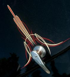 1934 Ford Pinstriping