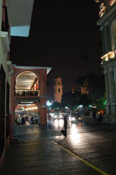Cordoba, Mexico. On my way to dinner.