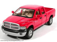 Beautifully crafted 2002 Dodge Ram 1500 Quad Cab diecast model truck 1:18 scale die cast by Motor Max. Description from idcow.com. I searched for…