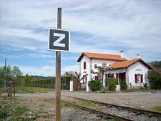 Estación de Gurmencon, Bearn, Francia