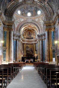 Chiesa del Beato Antonio interno della Chiesa #marcafermana #amandola #fermo #marche