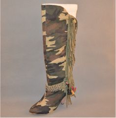 Isabel Marant Army Boots