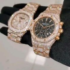 Unusual Jewelry, Cute Jewelry, Jewelry Accessories, Jewelry Design, Expensive Watches, Expensive Jewelry, Stylish Watches, Luxury Watches For Men, Patek Philippe