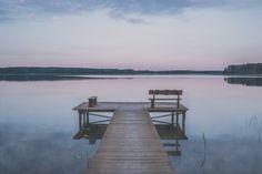 lake jetty tumblr - Google Search