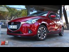 NEW #MAZDA 2 2015 - PREMIÈRE AND TEST DRIVE ROUND TWO